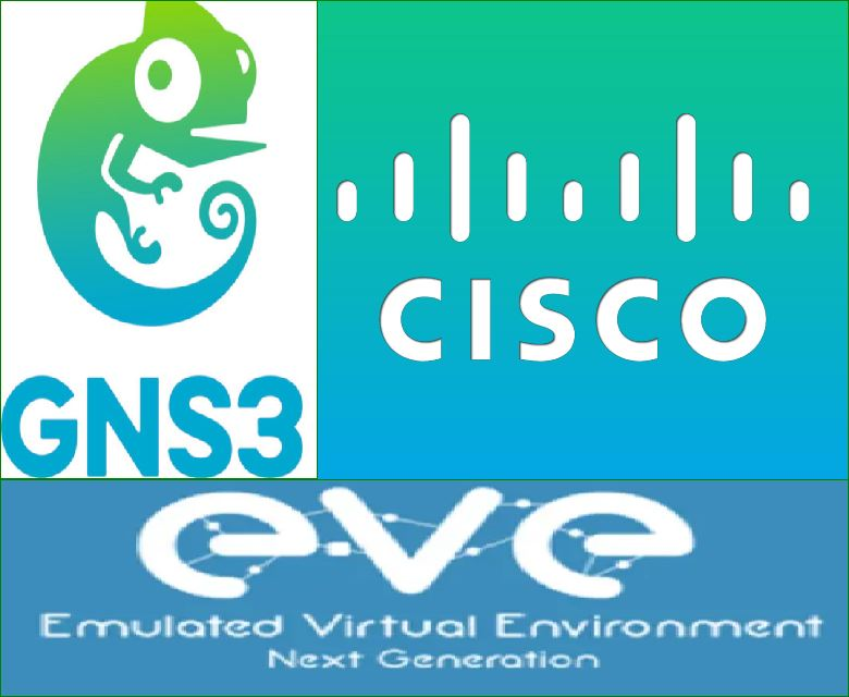 Free Download Cisco IOS Images for GNS3 and EVE NG